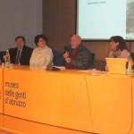 Inaugurazione della mostra Tessere è Arte, Pescara